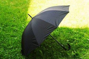 Зонт-трость мужской  10 спиц