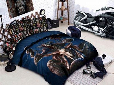 ЭкоЛан - постельное белье, подушки, одеяла и др. НОВИНКИ!! — КПБ мако-сатин — Двуспальные и евро комплекты