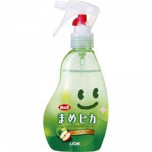 Средство для чистки туалета Lion look  с яблочным наполнителем (пульвелизатор) 210 ml
