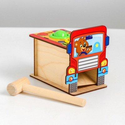 Развивающие игрушки от Симы — Стучалки — Развивающие игрушки