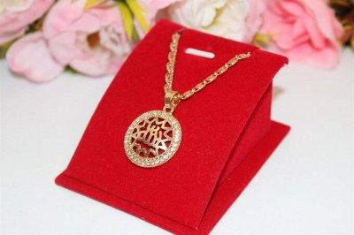 (148) Дубайское золото - роскошно и изысканно. И Серебро! — Кулоны — Цепочки и подвески