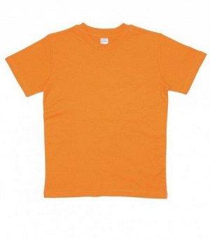 Футболка 6931 оранжевая