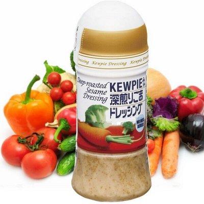 Напитки SANGARIA. Освежись по-японски — KEWPIE. Самые вкусные японские соусы