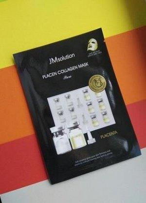 JMSolution Placen Horse Mask Pure Питательная маска с протеином, 30 мл