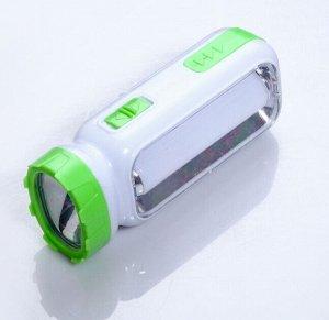 Фонарь ручной, микс, 3 АА батарея, 13х5х4 см