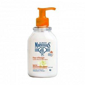 Жидкое мыло для рук с дозатором цветок апельсинового дерева, le petit marseillais, johnson & johnson, 300мл