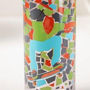 Бутылка «Скейт», 750 мл