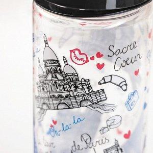 Бутылка «Париж», 750 мл