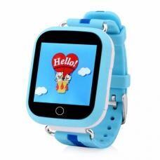 Детские часы с GPS Smart Baby Watch Q100 (Q750)