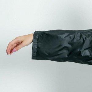 """Дождевик - плащ """"ПЕЧАLITY"""", универсальный размер, 145 х 68 см"""