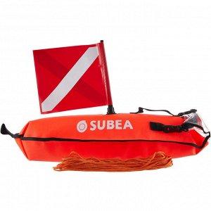 Буй-сумка сигнальный герметичный для подводной охоты SPF 500