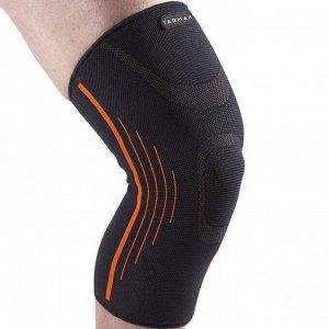 Бандаж для колена на левую/правую ногу мужской/женский SOFT 300 TARMAK