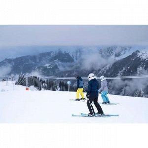 Брюки лыжные женские черные 180 wedze