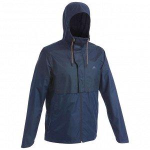 Куртка водонепроницаемая мужская NH500 Imper QUECHUA