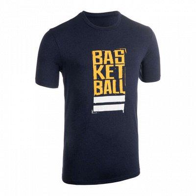 DECATHLON 🥇Одежда и аксессуары для спорта — мужская коллекция.футболки, спортивные кофты — Футболки и майки