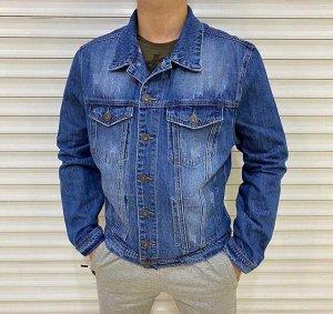 Куртка джинсовая мужская.
