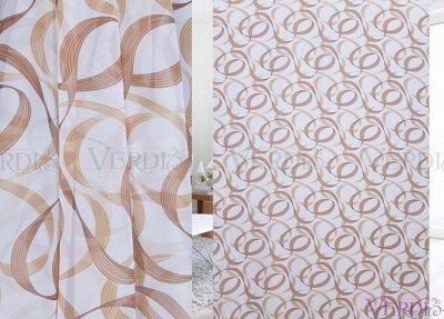 2- Шторы и ткани  шторные — Вуаль печать — Ткани