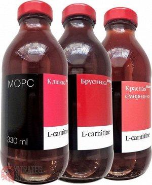 Морс ягодный с L-Карнитином Mr.Djemius - 330 мл