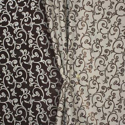 2- Шторы и ткани  шторные — Портьера с рисунком 280. — Ткани