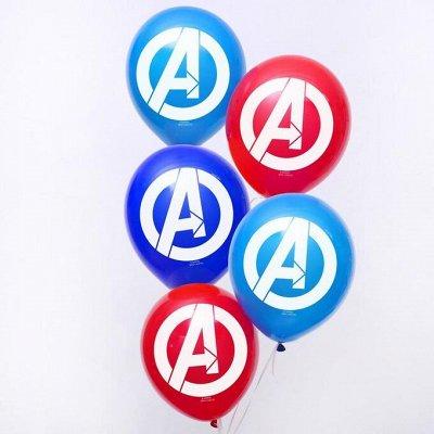 Празднуем День рождения! — Латексные шары — Аксессуары для детских праздников