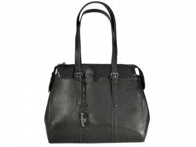 Эти шикарные сумки из Италии LANOTTI ️2 — Коллекция Черная рептилия — Аксессуары