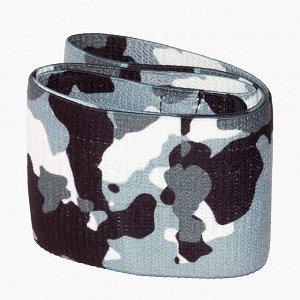 Фитнес резинки эспандер лента для фитнеса тканевая L (86*8) (001)