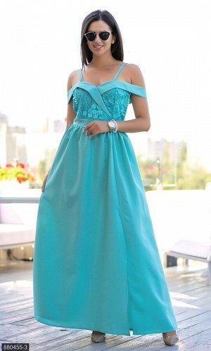 Платье 880455-3 ментол Лето 2019 Украина