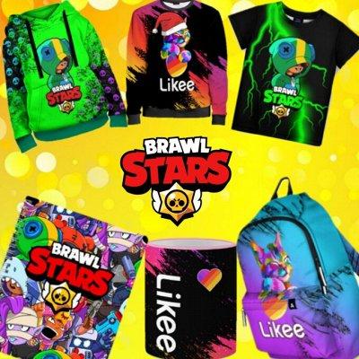 Brawl Stars-5. Одежда и аксы. Есть акция до -30%! — Распродажа! До -30% — Одежда