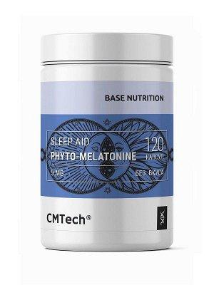 Мелатонин CMTech Melatonin 5 мг - 120 капсул
