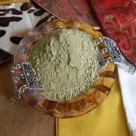 Смесь лечебных глин гасуль и мултани митти