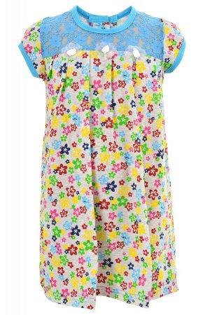 Миледи кружево платье детское