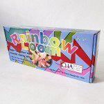 Набор для плетения браслетов из резинок Rainbow Loom + бо...