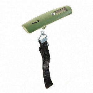 Безмен электронный 50 кг DELTA D-509-39 зеленый
