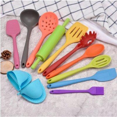 Любимая посуда и бытовые мелочи◇Акции и Скидки от поставщика — Любимые силиконовые принадлежности — Аксессуары для кухни