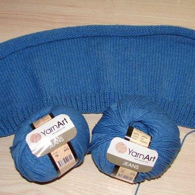 Все для творчества и рукоделия в наличии! Быстрая доставка. — Пряжа для вязания YarnArt Jeans — Пряжа