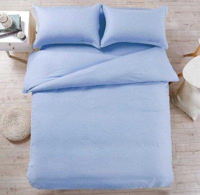 Мы распродаем склад! Скидки на постель и посуду до 50%! — Простыни поплин на резинке — Простыни