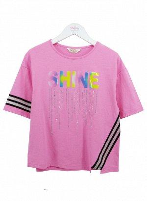 Футболка Deloras 20546 Розовый *