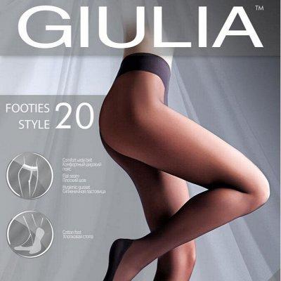 Колготки GIULIA 30 — Giulia - классика — Колготки
