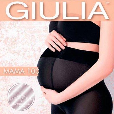 Колготки GIULIA 30 — Giulia - линия для беременных и больших размеров — Колготки