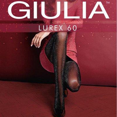 Колготки GIULIA 30 — Колготки Giulia - люрекс, люрекс с хлопком — Колготки