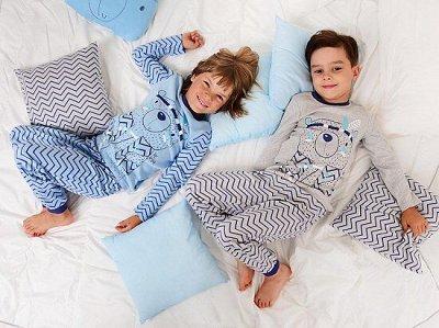 🧦Любимый Хлопок. Поступление носочков, колготок, КПБ... — Пижамы детские — Одежда для дома