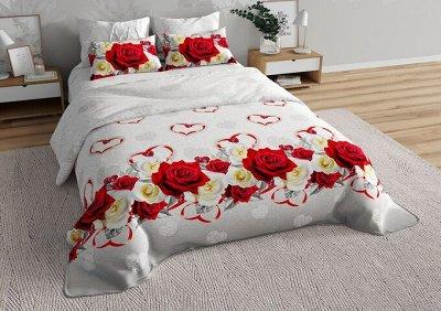 ™ВИКТОРИЯ - постельное белье от 775 руб, текстиль, трикотаж  — Перкаль 100% Хлопок — Постельное белье