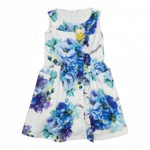 STIL/Платье ПЛ 1304-68 Blue flowers
