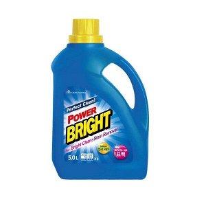 "Жидкое средство для стирки ""BRIGHT Perfect Clean Power Liquid"" с ферментами и содой 5 л"