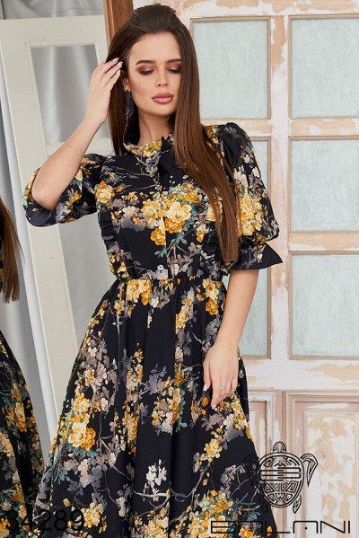 BALANI осень 2020.Женская одежда. — короткие платья, размеры 42-46. — Короткие платья