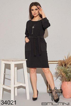 Платье-34021