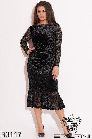 Вечернее платье-33117