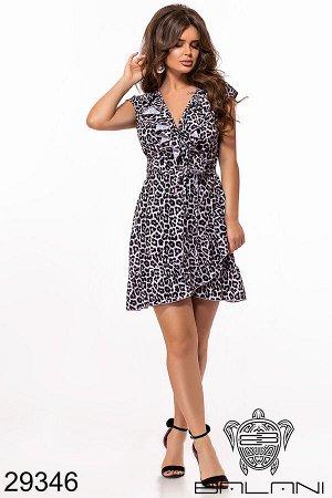 Платье на запах - 29346