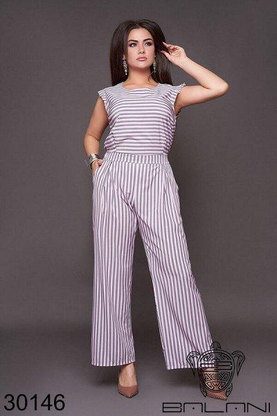 BALANI осень 2020.Женская одежда. — комбезы PLUS SIZE — Комбинезоны