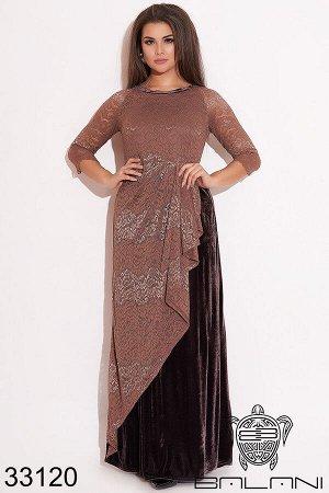 Вечернее платье-33120